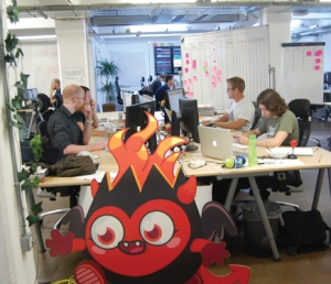 Mind Candy have worked closely with Penguin Children's to develop the Moshi Monster brand using the Unity3d gaming engine.
